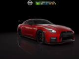 Nissan GT-R NISMO (R35) N Attack Package