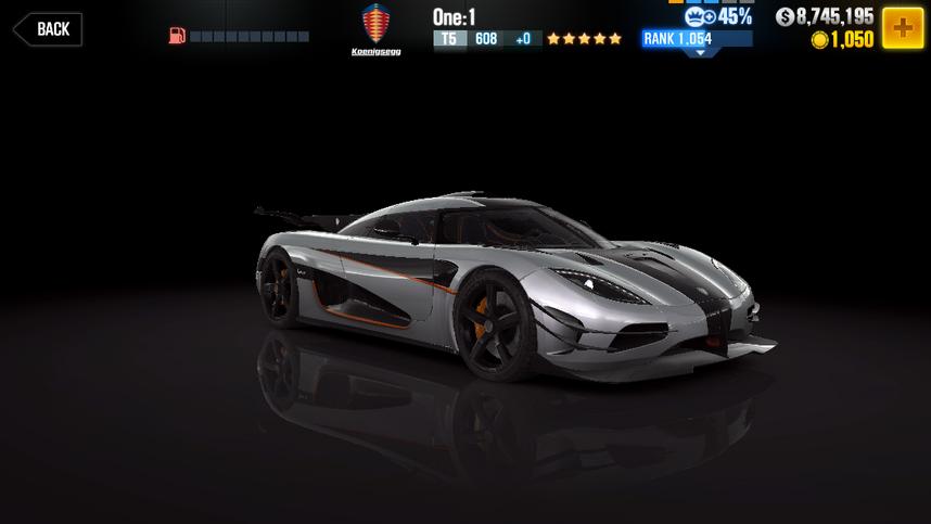 CSR2 One-1