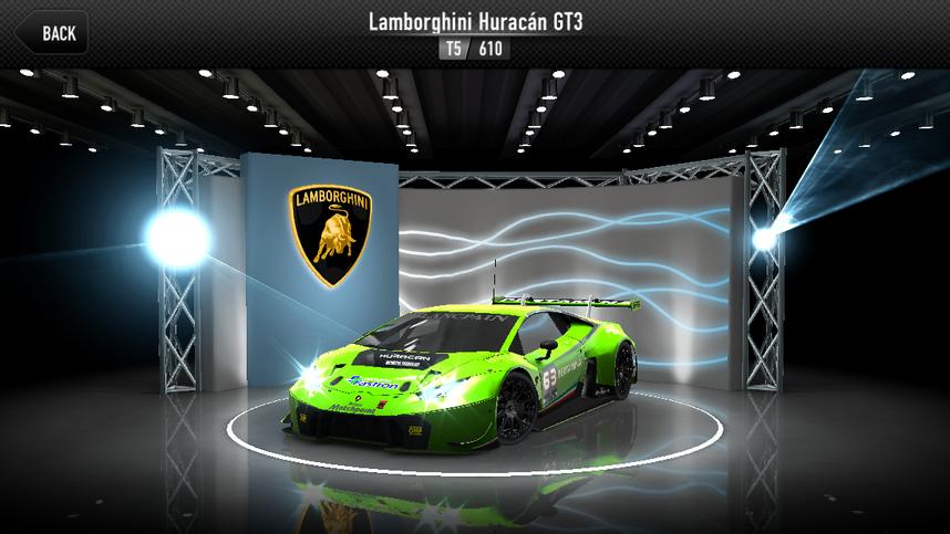 Huracán GT3