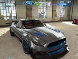 Kurtz's Ford Mustang HPE750