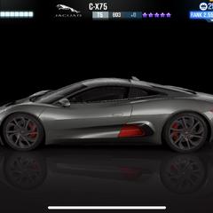 Jaguar C X75 Csr Racing Wiki Fandom Powered By Wikia