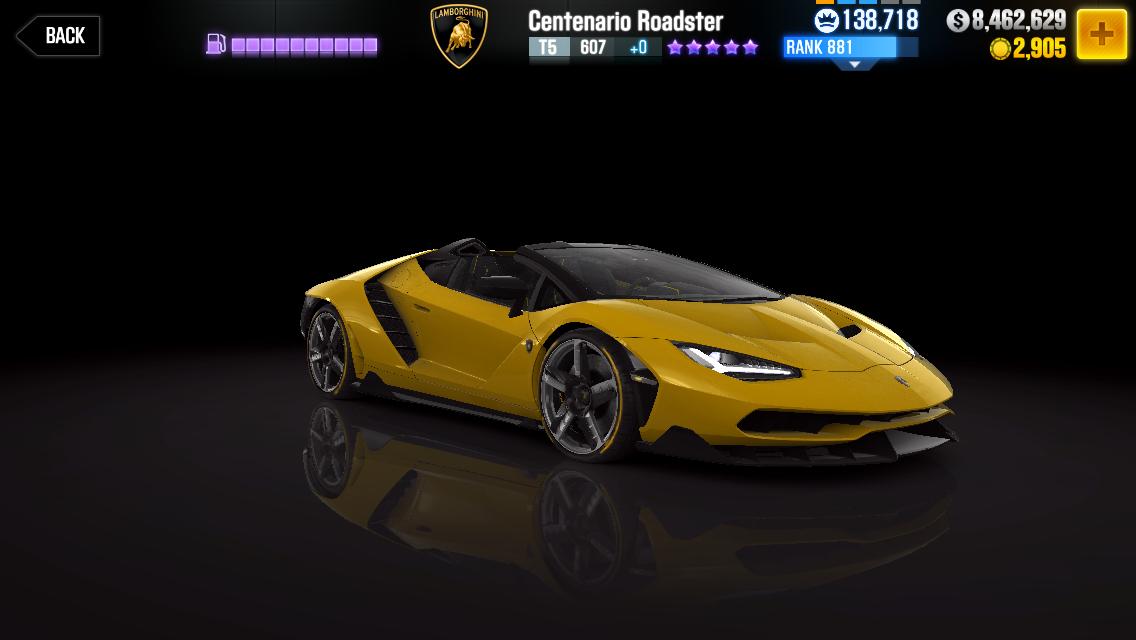 Lamborghini Centenario Roadster Csr Racing Wiki Fandom