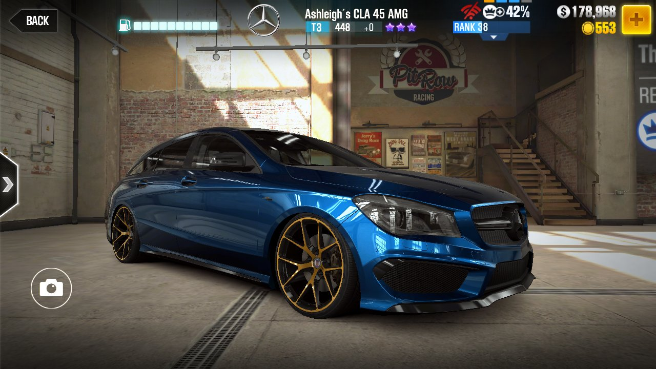 mercedes benz cla 45 amg shooting brake csr racing wiki fandom powered by wikia. Black Bedroom Furniture Sets. Home Design Ideas