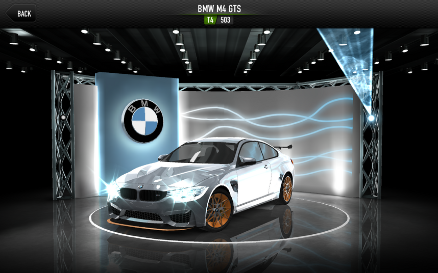 CSR1 M4 GTS