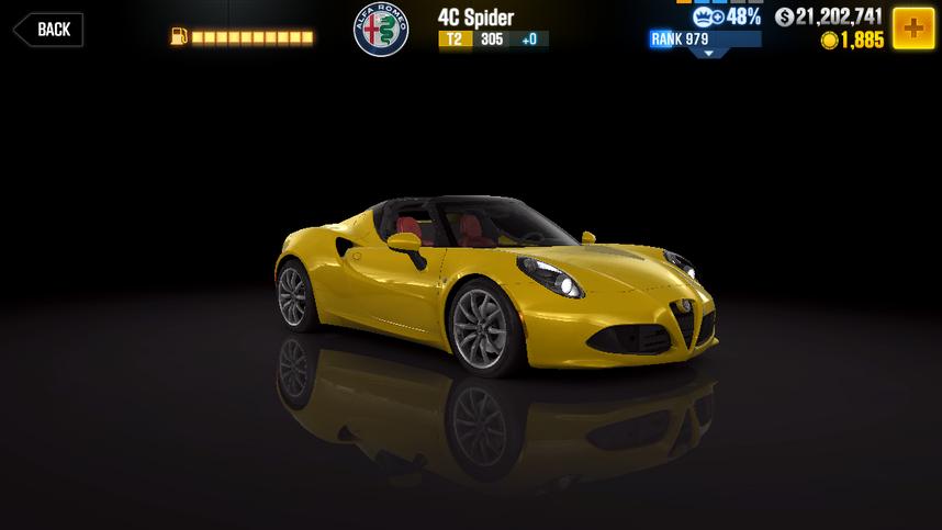 4C Spider