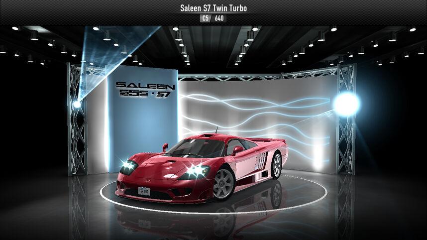 Saleen S7 Twin Turbo | CSR Racing Wiki | FANDOM powered by ...