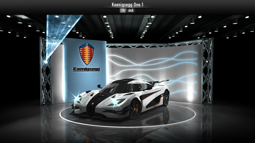 Koenigsegg One:1 | CSR Racing Wiki | FANDOM powered by Wikia