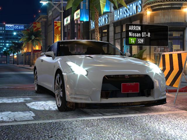 File:White Nissan GTR.png