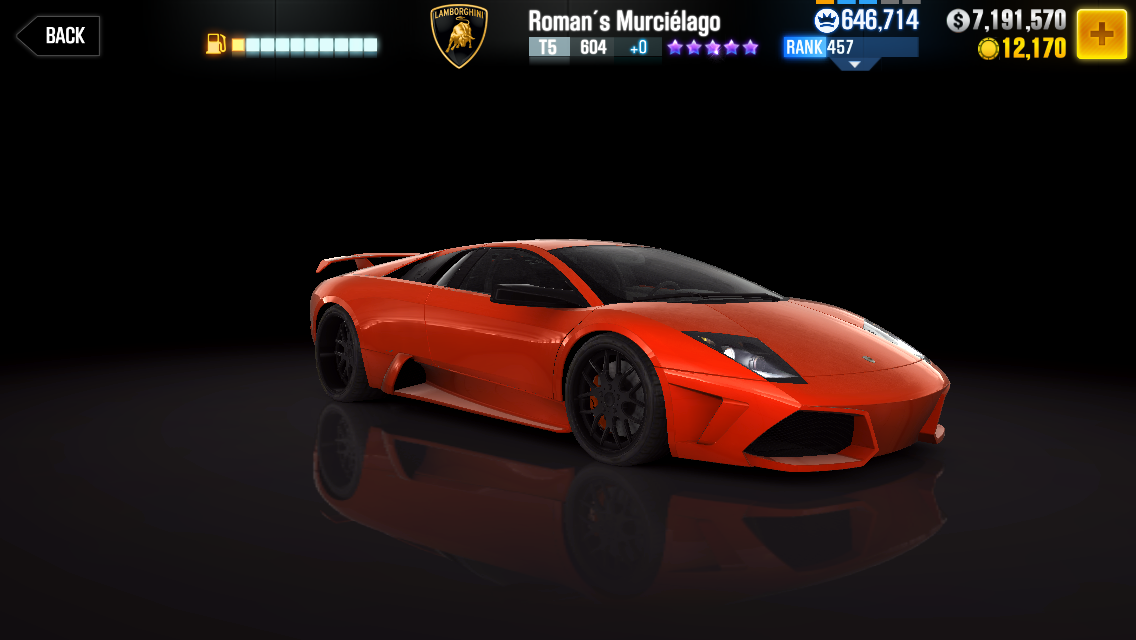Roman S Lamborghini Murcielago Csr Racing Wiki Fandom Powered By