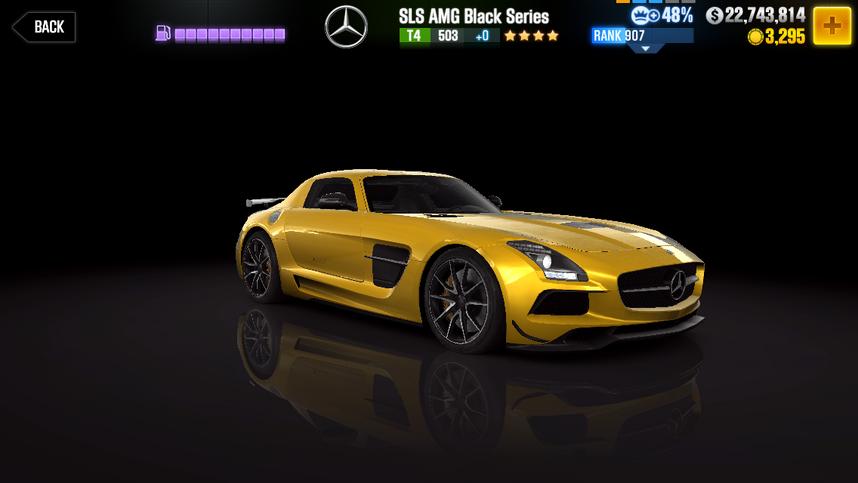 SLS AMG BS