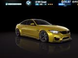 BMW LB M4 Coupé