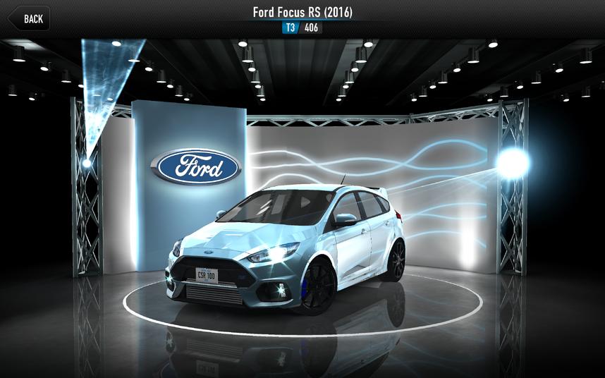 CSR1 2016 Focus RS
