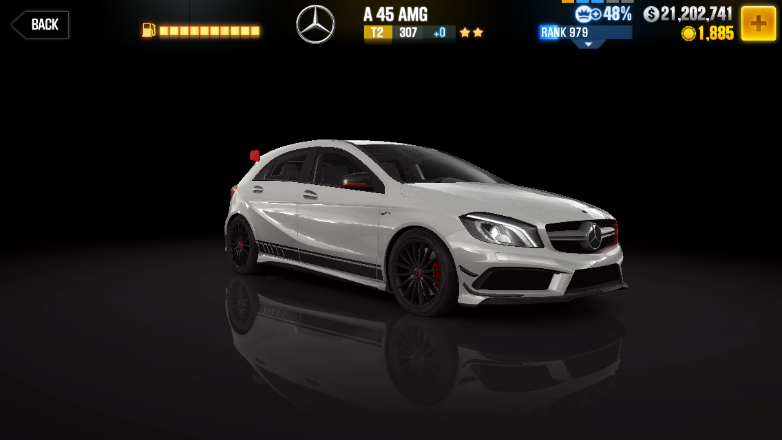 Mercedes Benz A 45 Amg Csr Racing Wiki Fandom Powered By Wikia