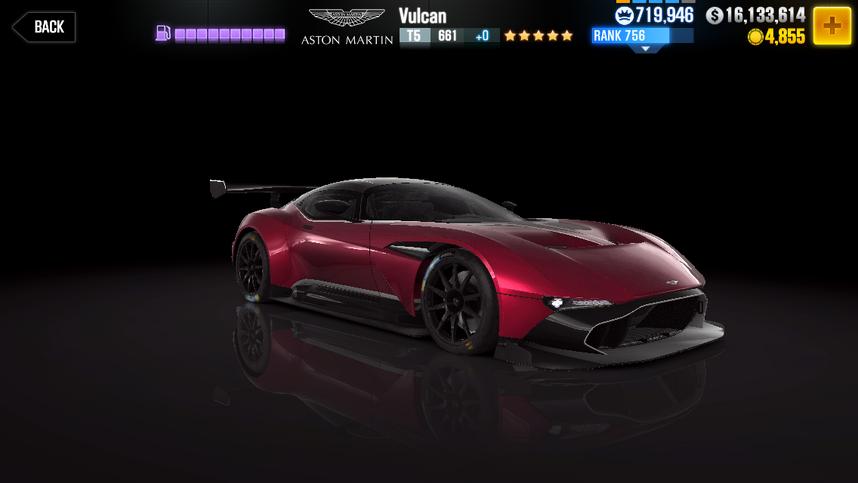 CSR2 Vulcan
