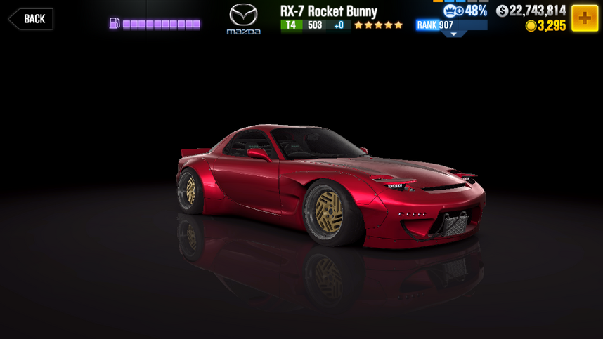 RX7 RB