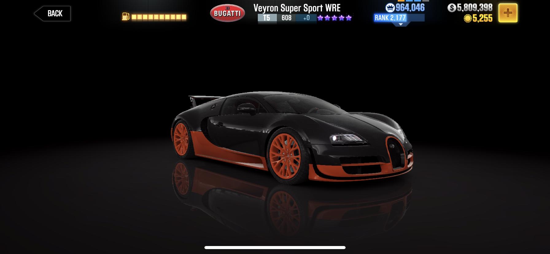 Bugatti Veyron Super Sport Price >> Bugatti Veyron Super Sport Wre Csr Racing Wiki Fandom