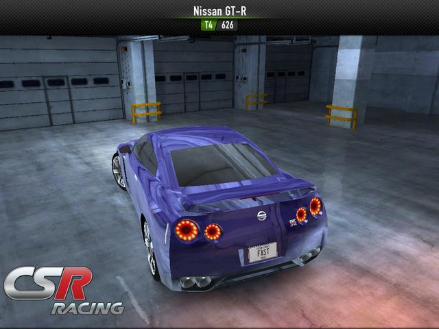 File:Nissan GTR rear.png