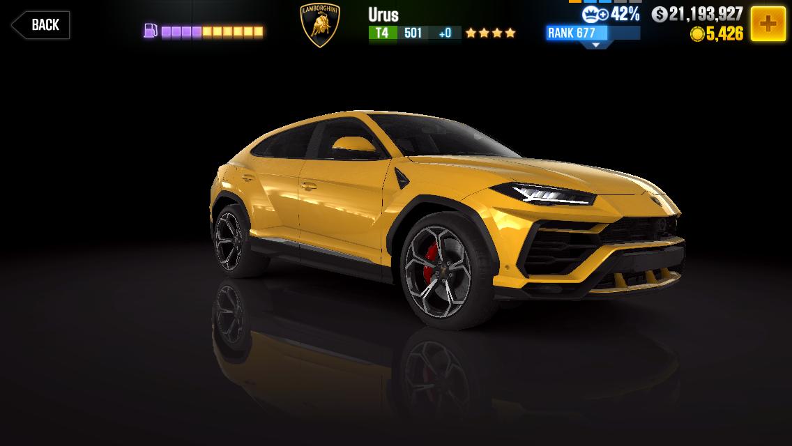 Lamborghini Urus Csr Racing Wiki Fandom Powered By Wikia