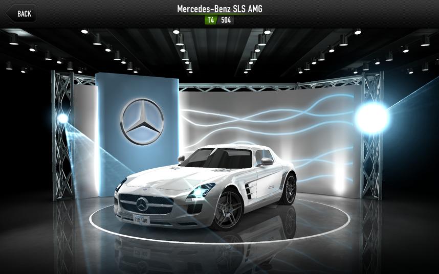 CSR1 SLS AMG