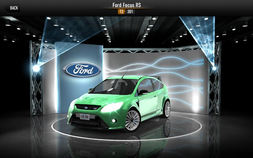 CSR1 Focus RS (T2)