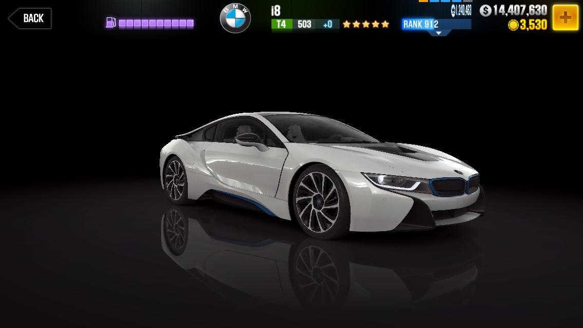 BMW i8 | CSR Racing Wiki | FANDOM powered by Wikia