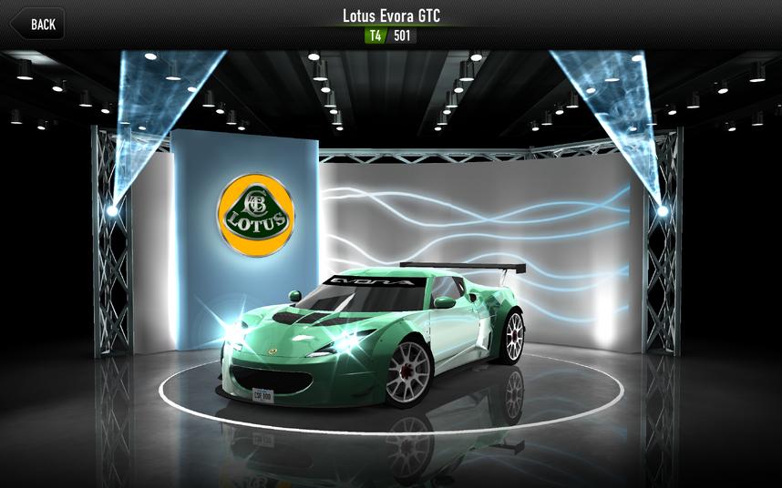 CSR1 Evora
