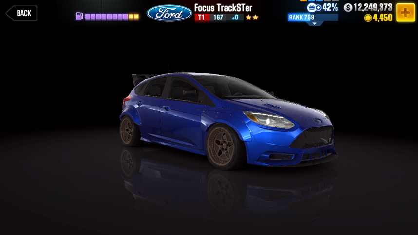Ford Focus Trackster Csr Racing Wiki Fandom Powered By