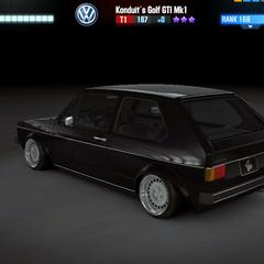 Volkswagen Golf GTI Mk1 | CSR Racing Wiki | FANDOM powered ...