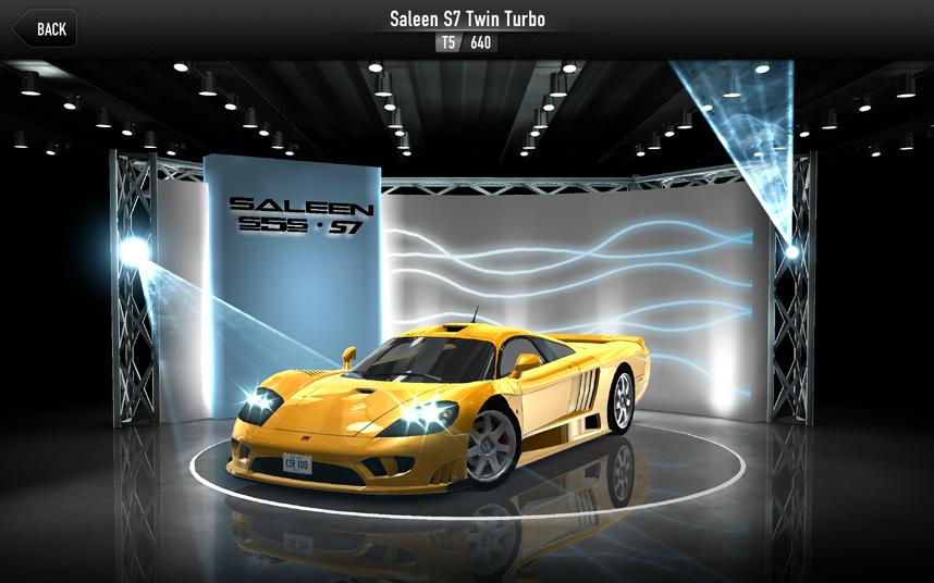 Saleen S7 Twin Turbo | CSR Racing Wiki | FANDOM powered by Wikia