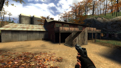 Cs militia css first person view