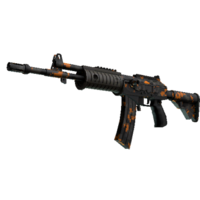 Galil AR Orange DDPAT