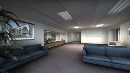 Csgo office main room