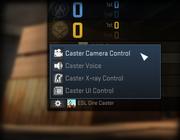 Csgo caster options