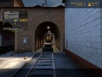 Train bombsite a css