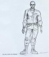 Hostage sketch