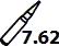 7.62 caliber