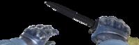V knife gsg9