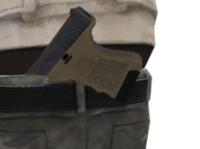 P glock18 holster csgo