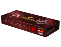 Csgo-souvenir krakow2017 de train
