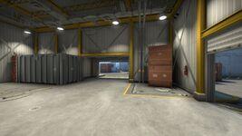 CSGO Nuke 17 Mar 2017 update Garage