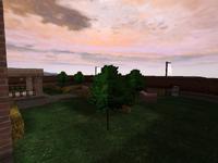 Cs estate0001 front yard-facing the entrance 2