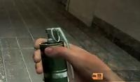 Smoke Grenade (PRE-ALPHA-ALPHA)