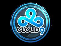 Sticker-cologne-2014-cloud9-foil-market