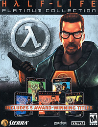 Half-Life Platinum Collection 2 cover