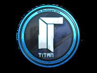 Sticker-cologne-2014-titan-foil-market