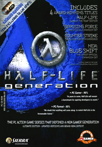 Half-Life Generation BS cover