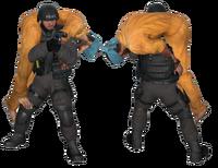 Hostage carry