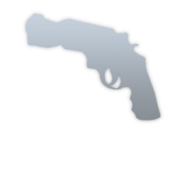 Inventory icon weapon revolver