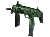Weapon mp7 am circuitboard green light large