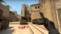 CSGO USP-S No Silencer Inspect Animation 2